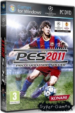 Pro Evolution Soccer 2011 /Про Эволюшен Соккер 2011