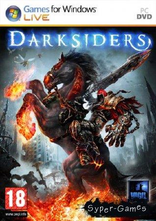DarkSiders (2010/ENG/MULTI5)