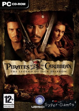 Pirates of the Caribbean: The Legend of Jack Sparrow (2006/RUS/ENG/RePack by Fenixx)