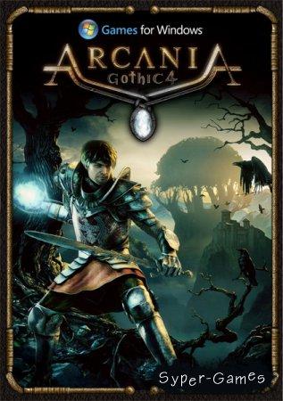 Arcania: Gothic 4 (2010/ENG/MULTi5/DEMO)