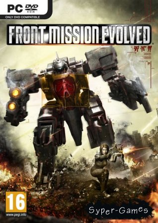 Front Mission Evolved (2010/ENG)