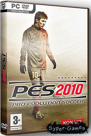 Pro Evolution Soccer 2010 - Pro Revolution Patch Final (PC/2010/RU Audio)