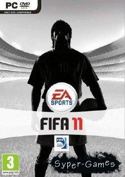 FIFA 11 (2010/RUS/ENG/Repack by Vitek)