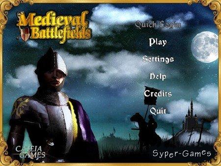 Medieval Battlefields  (2010)