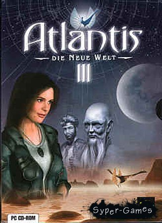 Атлантида 3 / Atlantis 3: The New World (PC/RUS)