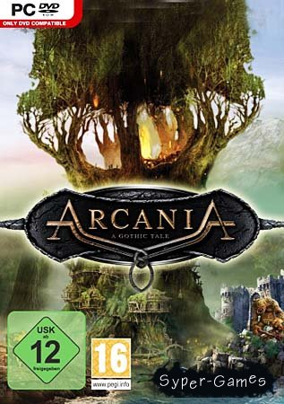 Готика 4. Аркания / Arcania. Gothic 4 (PC/2010/RePack ReCoding/RU Audio)