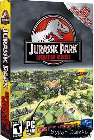 Jurassic Park: Operation Genesis (PC/RUS)
