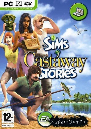The Sims: Castaway Stories (2008/ENG/2.21Gb)