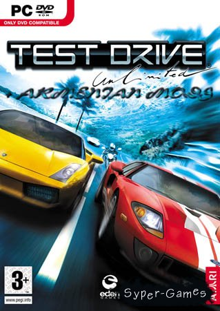 Test Drive Unlimited ARMENIAN MODS (PC/RU)