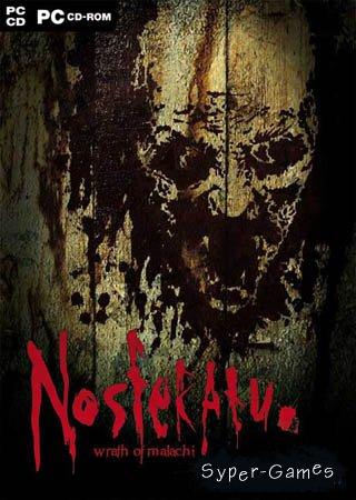 Вампиры / Nosferatu: The Wrath of Malachi (PC/RUS/200)
