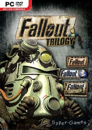 Fallout Trilogy (2001/RUS/ENG/RePack/2.5Gb)