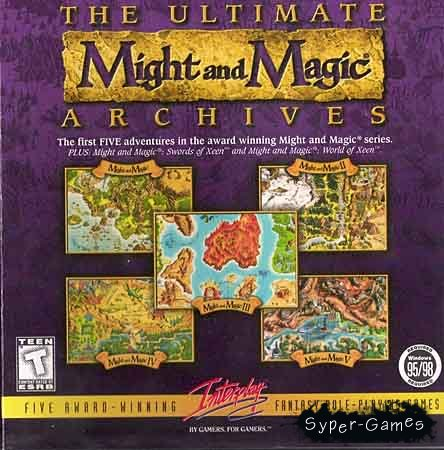 Might and Magic - The Complete 3DO Collection (PC/FULL)