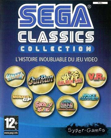 Эмулятор SEGA + 800 игр (PC)