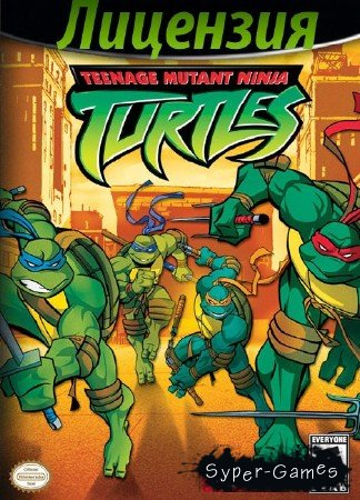 Teenage Mutant Ninja Turtles (2003/PC/1.2Gb)