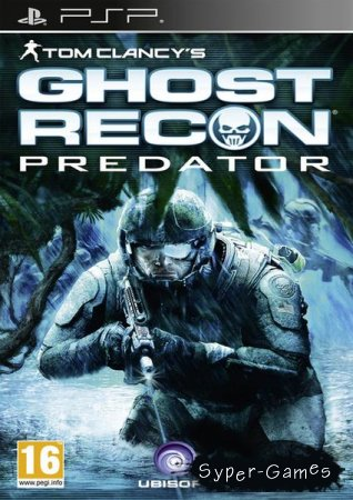Tom Clancy's Ghost Recon: Predator (2010/ENG/PSP)