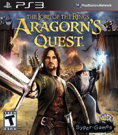 The Lord of the Rings: Aragorns Quest (2010/USA/Multi6/PS3)
