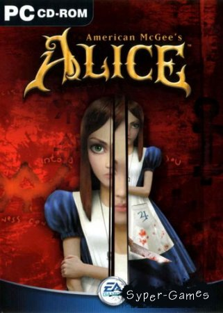 American McGee's. Alice (2002/RUS/ENG/RePack by R.G.Catalyst)