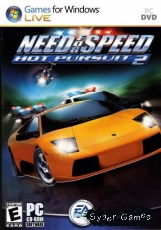 Need for Speed Hot Pursuit 2 (2002/ENG/RIP by TPTB)