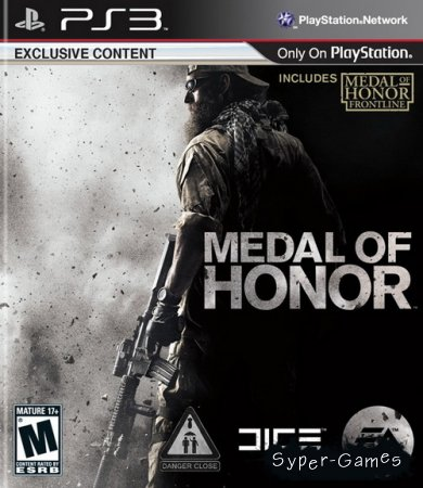Medal of Honor Limited Edition [PATCH1.01+SFO+EBOOT.BIN] [INTHDD] (2010/USA/ENG/PS3)