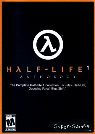 Anthology Half-Life 1 (2001/RUS/ENG/RePack by eviboss)