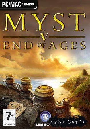 Myst V End of ages (PC/RU Озвучка)