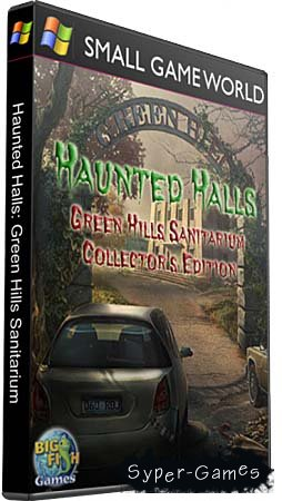 Haunted Halls: Green Hills Sanitarium Collector's Edition (PC/2010)