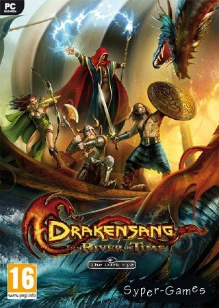 Drakensang: The River of Time (2010/ENG)