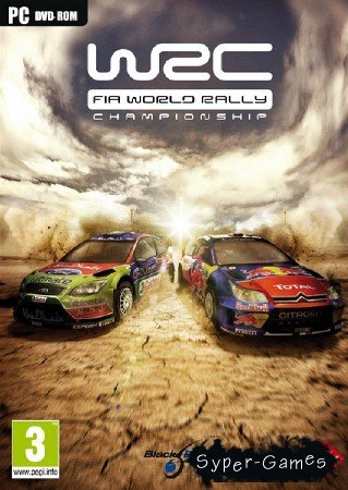 WRC: FIA World Rally Championship (2010/PC/RePack by mefist00)
