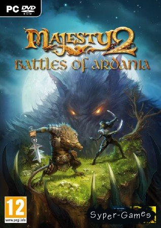 Majesty 2: Battles of Ardania (2010/ENG/Addon)