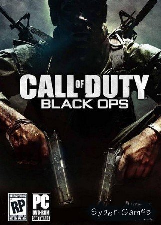 Call Of Duty: Black Ops (2010/RUS/Repack by z10yded)