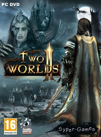 Two Worlds 2 (2010/RUS/ENG/GER/Repack by R.G. Catalyst)