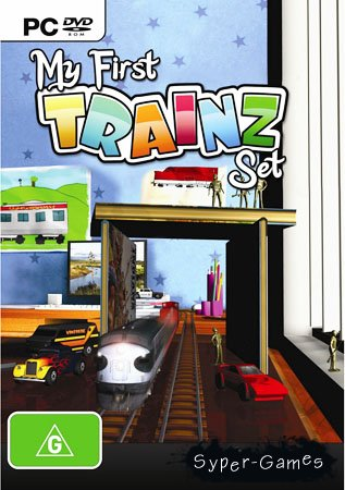 My First Trainz Set (PC/2010/RUS)