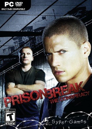 Prison Break: The Conspiracy (2010/PC/RePack by mefist00)