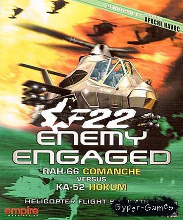 KA-52 versus F-22 (PC/RU)