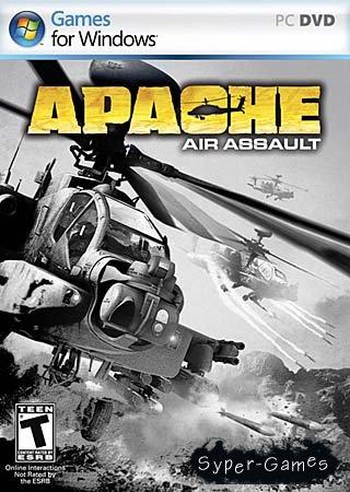 Apache: Air Assault (PC/2010/RePack/Ru Озвучка)