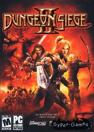 Dungeon Siege 2 (2005/PC/RePack by Wolf)