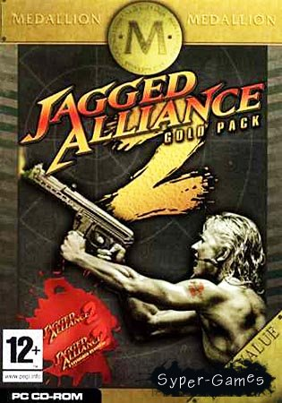 Jagged Alliance GOLD 3 in 1 (PC/RU Озвучка)