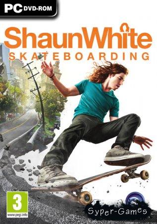 Shaun White Skateboarding (2010/RUS/ENG/Multi10)