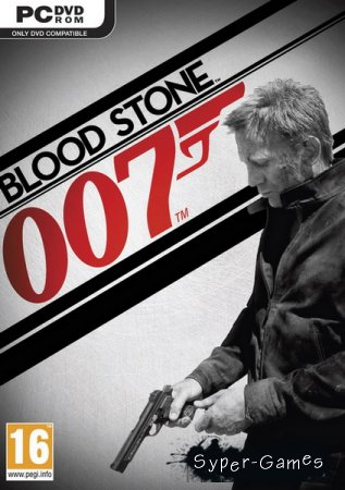 James Bond: Blood Stone (2010/RUS/ENG)