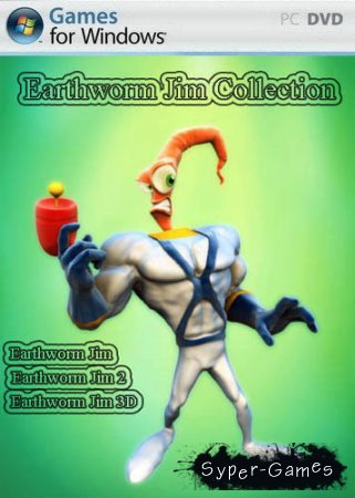 Earthworm Jim Collection (1995-1999/Eng/PC)