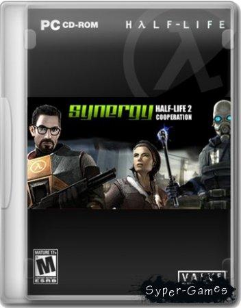 Half-Life 2 Cooperation (RUS) [P]