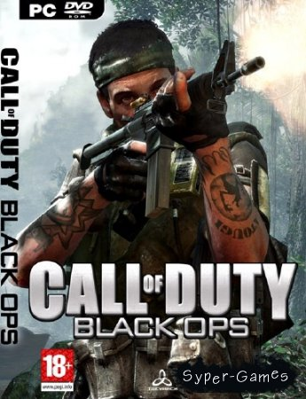 Call Of Duty - Black Ops (PC/2010/Rus) Repack by v1nt