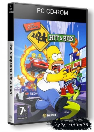 The Simpsons: Hit&Run (2003/Rus/Eng/Repack от R.G. Catalyst)