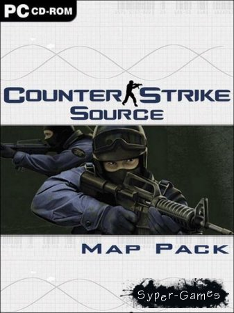 Counter Strike: Source MAPs PACK (2010/RUS/Add-on)