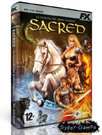 Sacred Gold + Extras (2004/Eng/Full Rip)