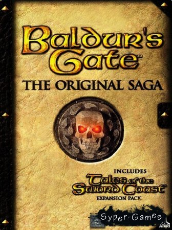Baldur's Gate: The Original Saga + Extras (1999/Eng/Full Rip)