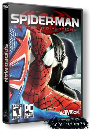 Spider-Man: Shattered Dimensions (2010/MULTi5)
