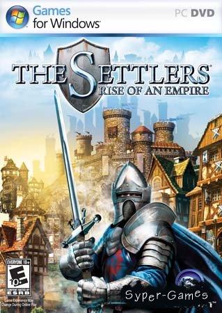The Settlers VI - Расцвет Империи v 1.7 (RU Озвучка)