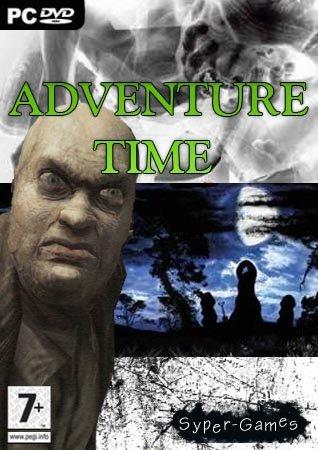 Adventure Time 4 в 1 (PC/1xDVD5/RUS)