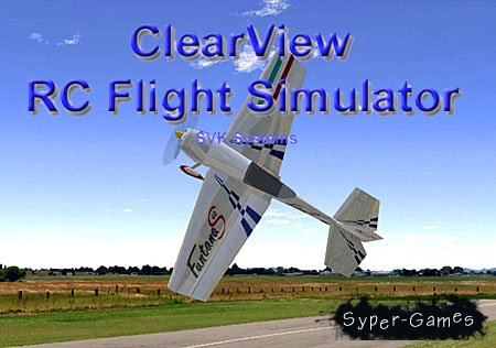 ClearView RC Flight Simulator (PC/EN)